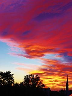 Sonnenuntergang 29.9.2016 013