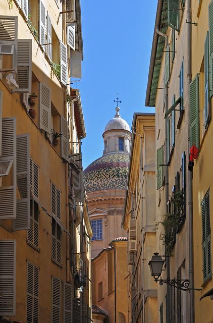 France - Nice - Vieille Ville