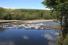 River Tweed,  Melrose -  Gattonside