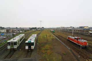 秋の乗り放題パスの旅(1) - 東京→八戸