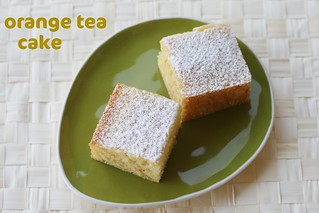 Orange Tea Cake | by Food Librarian