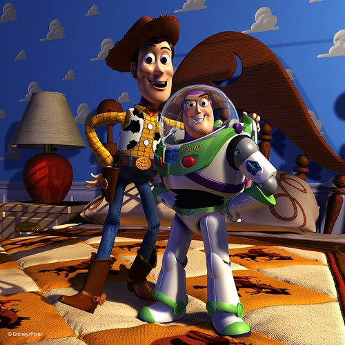 Woody & Buzz (Courtesy Pixar) | by Contra Costa Times