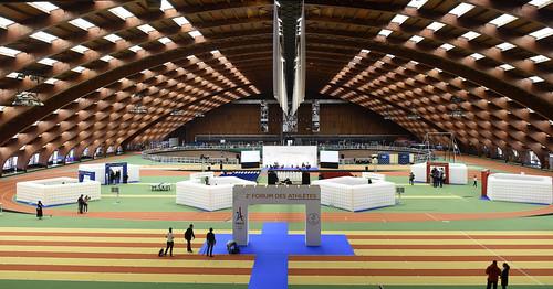2e Forum des athlètes - 1er octobre 2016