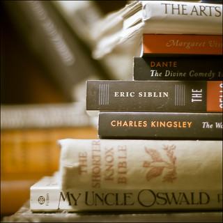 Bedside Book Backlog | by KennethMoyle