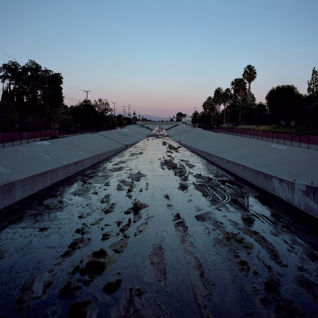 los angeles river. canoga park, ca. 2016. | by eyetwist