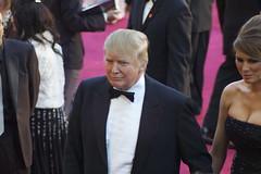 Donald Trump and Melania Knauss-Trump