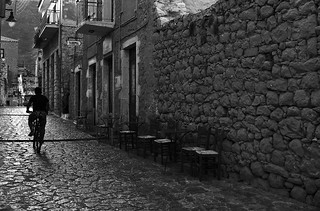 AREOPOLIS, PELOPONNESE, S.GREECE #7683B/W | by Thanassis Fournarakos-4.6 million views