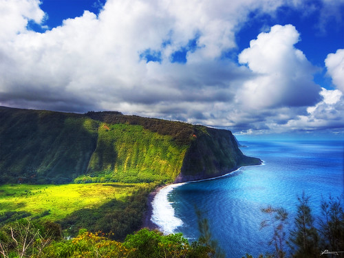 waipio valley | by paul bica