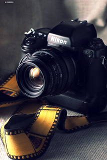 Nikon F5 with Hasselblad Carl Zeiss T* 80mm f2.8 . | by DeusXFlorida (9,505,955 views) - thanks guys!