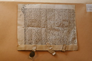 Inv.nr. 1574, tweede charter | by yhoitink