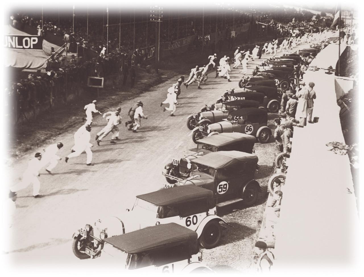 1929 RAC TT