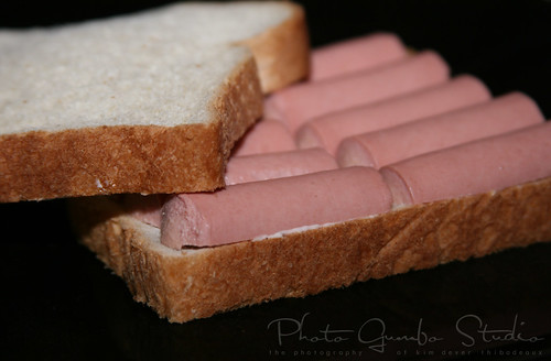 I also dabble in the lost art of Vienna Sausage sandwich-making! | by Kim Dever Thibodeaux / Kim_in_CajunCountry