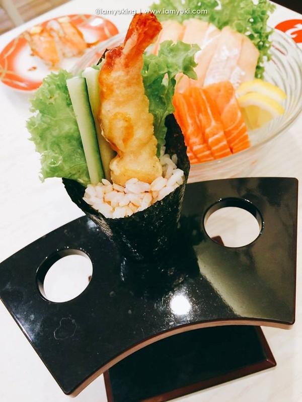 sushi mentai Singapore12yuki ng food review