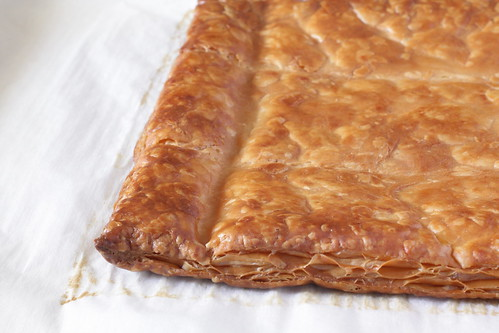 baked puff pastry | by Madison Bistro