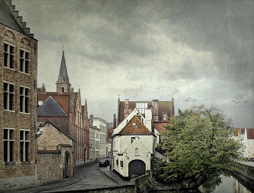 Corner in Bruges | by Roy 007 (Theo)