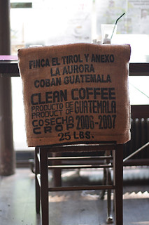 clean coffee | by David Lebovitz
