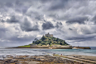 St. Michael's Mount, Cornwall | by petervanallen