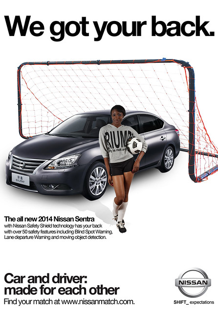 Nissan Campaign 2012