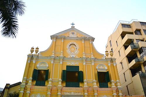 St. Dominic's Church, Macau (玫瑰堂, 澳門)