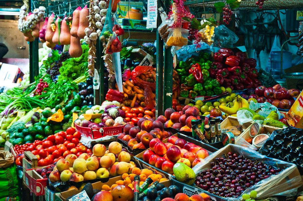 Buenos Aires Market - Fruits et Légumes