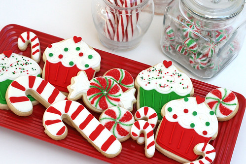 """Sweet"" Christmas Cookies 