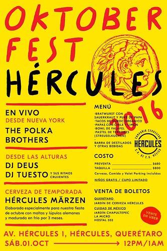 Oktoberfest Hércules 2016