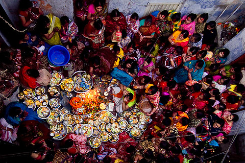 Prayer on Poush Shongkranti | by Shudipto