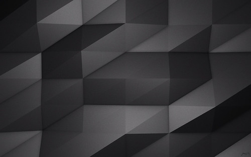 Faceted Minimal Wallpaper | by sniggitysnags