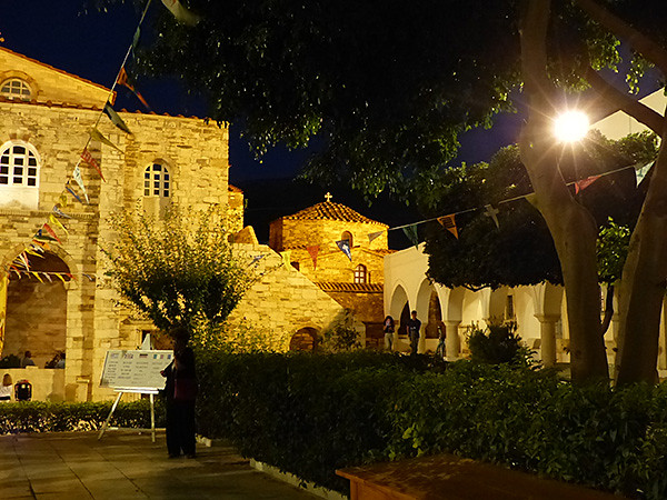 la basilique la nuit 2