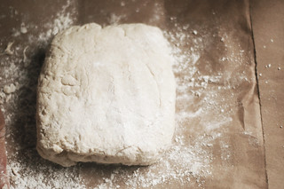 biscuit dough. | by TheSophisticatedGourmet