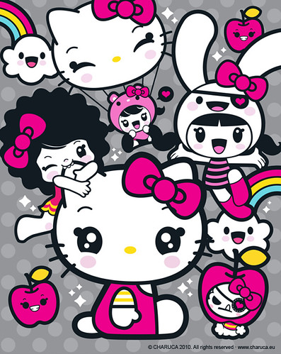 Hello Kitty & Charuca | by charuca