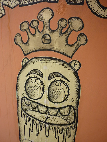 King - Sticker | by Marcos D. Torres