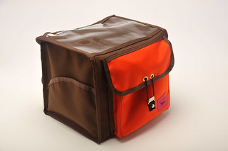 Ozette Rando Bag Front View | by Swift Industries