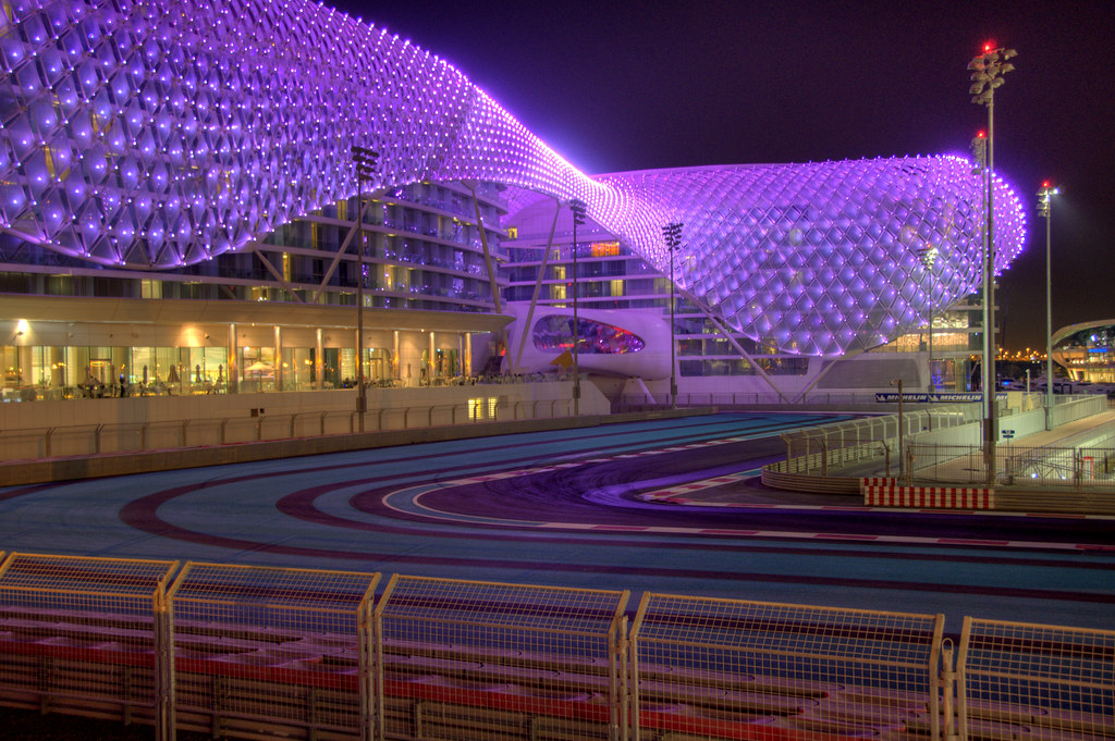 The Yas Hotel - Yas Marina Circuit