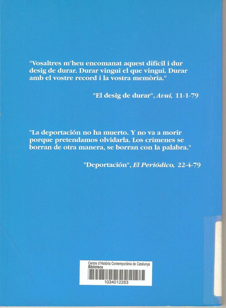 ROIG, Montserrat. Entrevista a la Neus Català. A: Personatges segons el programa del mateix títol emès per TVE. Barcelona: Editorial Pòrtic, 1978-1980, vol. 1.