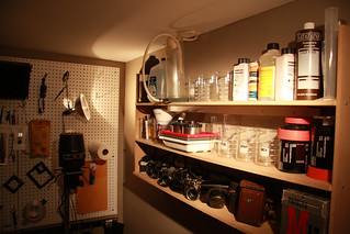 darkroom-shelf | by Bruce Garner