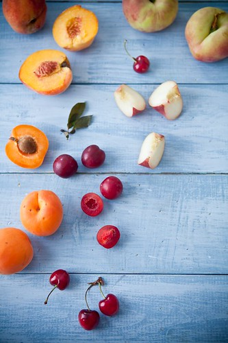 Stone Fruit Love | by tartelette