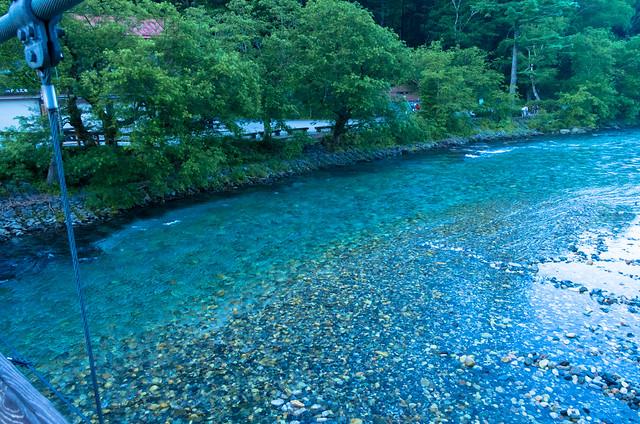 いのちの水の川