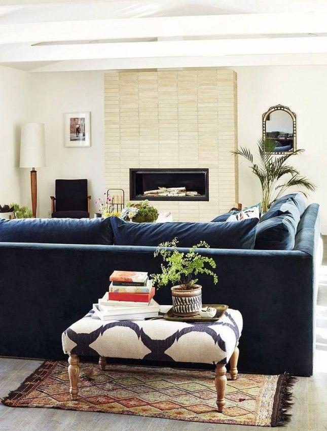 banco detrás del sofa 2