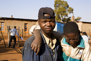 Bapsfontein informal settlement | by World Bank Photo Collection