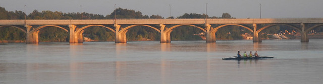 Arkansas River Rowers Header