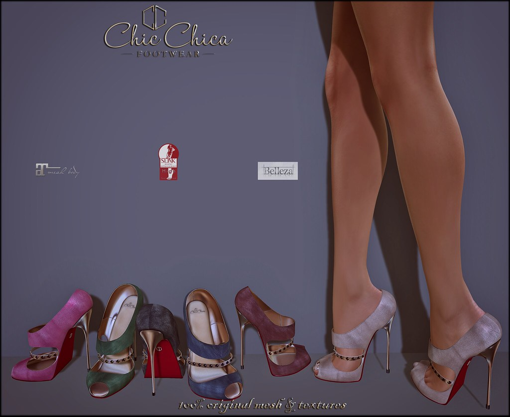 Chelle by ChicChica OUT @ The Chapter Four