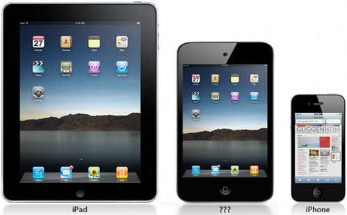 Rumor: 6 Inch iPad Mini Coming Soon | by methodshop.com