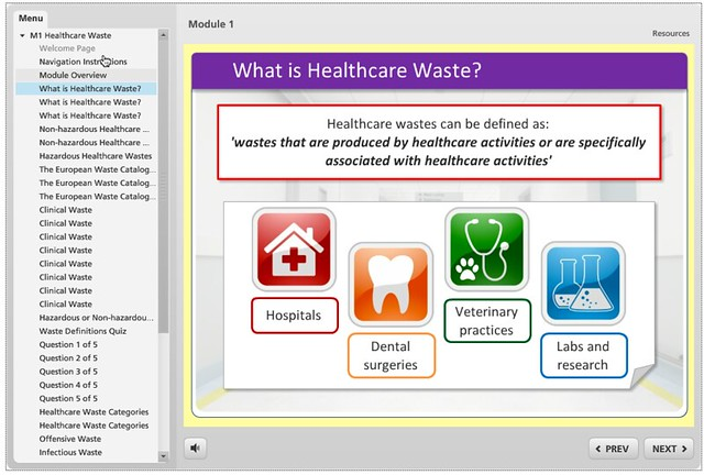 Best Practice - Healthcare Waste