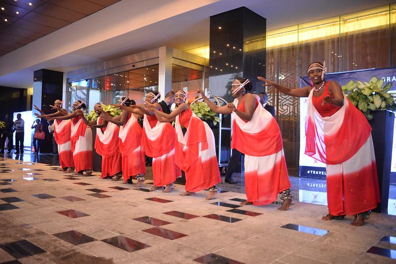 Kigalimarriott hotel Grand opening 04/10/2016