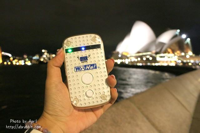 [分享]特樂通Wi-Ho!–來到澳洲雪梨,依然不能沒有網路!