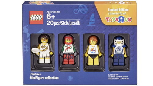 LEGO Athletes Minifigure Collection