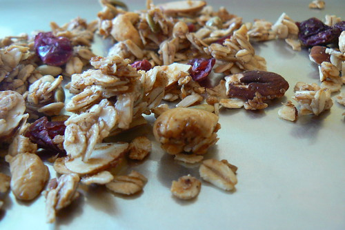 Cranberry Cashew Compound | by Granola Lab