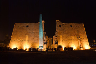 Luxor Temple 1 | by schmaeche