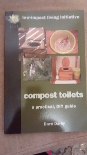 compost toilet Oct 16